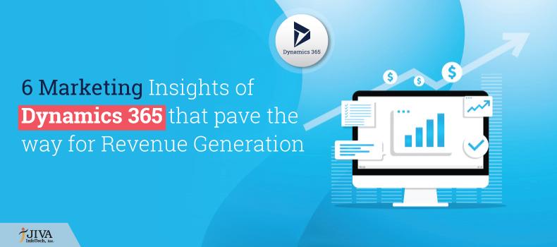 Marketing insights Dynamics 365