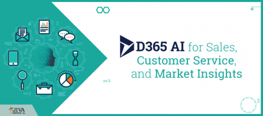 D365 AI for Sales, Customer Service, and Market Insights
