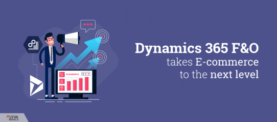 Dynamics 365 F&O takes E-commerce to the next level