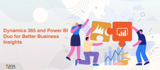 Dynamics 365 and Power BI Duo for Better Business Insights