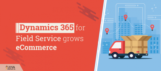 Dynamics 365 for Field Service grows E-commerce