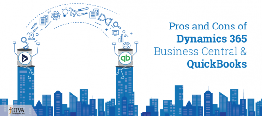 Dynamics 365 Business Central and QuickBooks: Pros and Cons