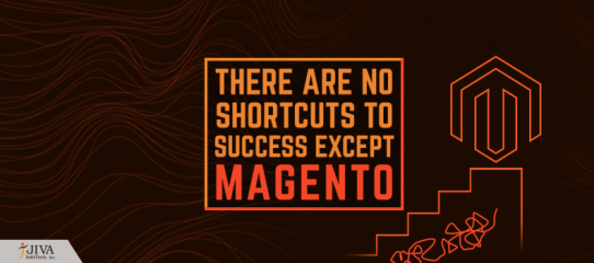 There are no shortcuts to success – except Magento!